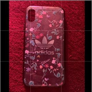 Adidas iPhone XR phone protector